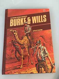 The incredible Adventures of Burke and Wills 1971