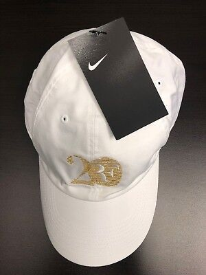 Nike Roger Federer Hat RF 20th Grand Slam Collectors Limited Edition Unisex