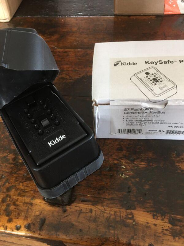 Kidde KEYSAFE Pro Pushbutton key Box