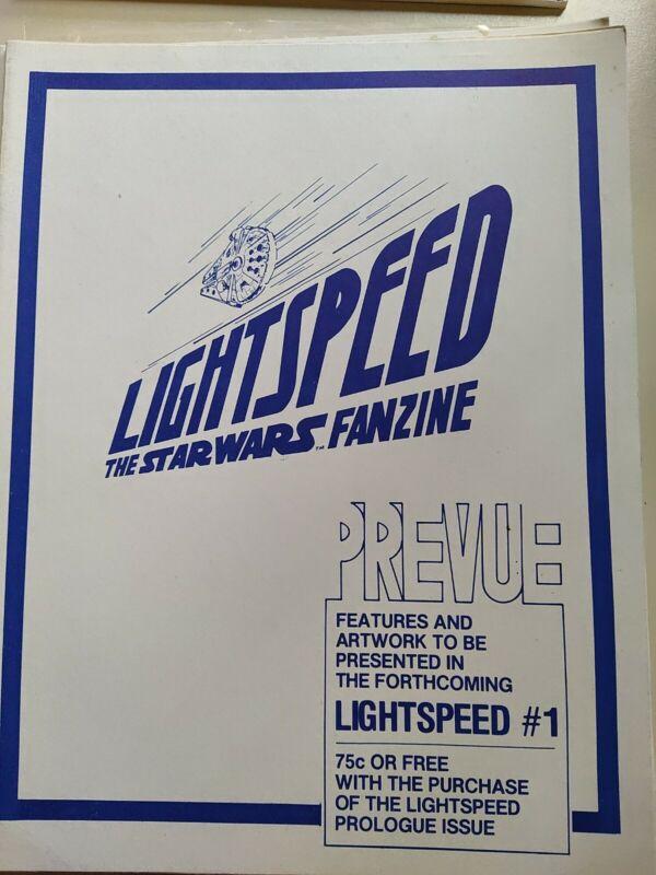Light Speed The Star Wars Fanzine