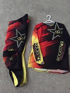 Fox & Alpinestar motocross gear