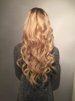 Amazing European hair extensions