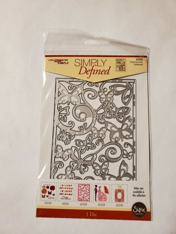 Simply Defined Dies & Die Sets (Sizzix Compatible) - YOU CHOOSE