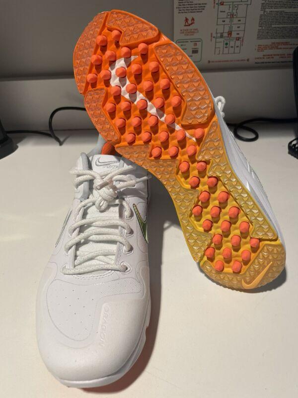 Nike Alpha Huarache Elite 2 Turf Softball Shoes CJ9988-102 Women's 11.5 new