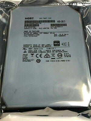 Hitachi HGST 8TB 7200RPM3.5