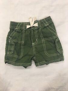 Osh Kosh shorts. Size 12m