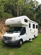 2009 Ford Transit 2.4ltr Turbo Diesel Mount Ossa Mackay Surrounds Preview