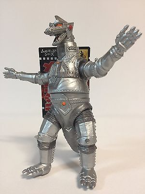 Bandai Mechagodzilla Godzilla 2015 Movie Monster EX Series Action Sofvi Figure