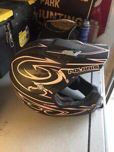 Polaris lady's helmet XL