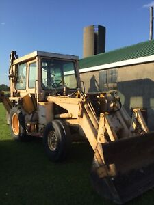 Massey Ferguson With Backhoe | Kijiji in Ontario  - Buy