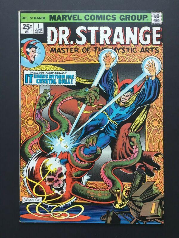 Dr. Strange  Master of the Mystic Arts #1.High Grade. Marvel Comics (1974).