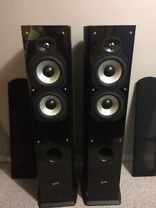 SoundStage Surround Sound Speakers and Sub