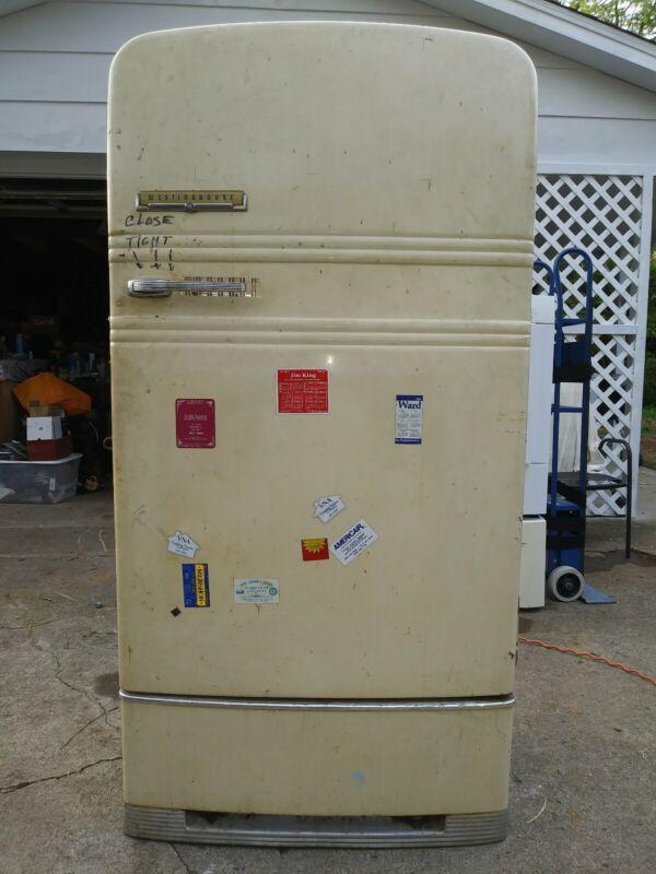Antique Westinghouse Refrigerator