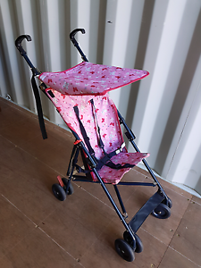 Pink Umbrella Pram Stroller Tamworth Tamworth City Preview