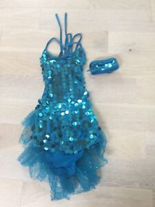 Dance costume for solo performance- size 7-10 years