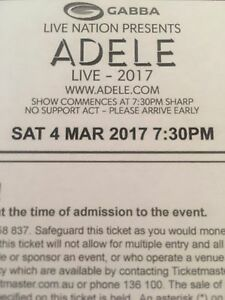 Adele tickets for sold out Brisbane show Broadbeach Waters Gold Coast City Preview