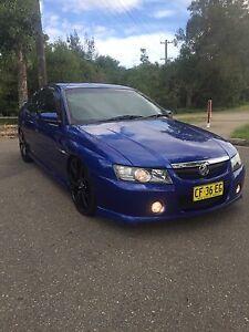 Holden Commodore SSZ V8 5.7 L Parramatta Parramatta Area Preview