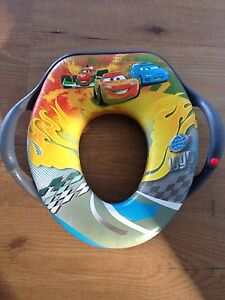Cars toilet training seat Glenelg South Holdfast Bay Preview