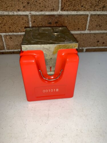VINTAGE COIN BOX for pay phone old stock…Lucent Technologies