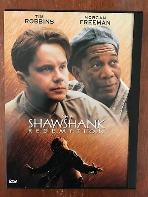 The Shawshank Redemption  Dvd  1999  Tim Robbins Morgan Freeman
