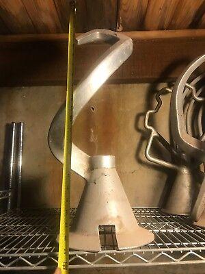 Huge Mixer Hook - Vml80f - Fits Hobart 80 Qt.- Need This Sold - Send Me Offer