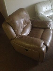 Comfy reclining living room chair