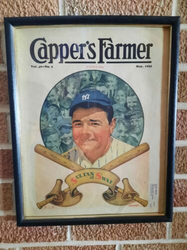 1935 Babe Ruth Capper