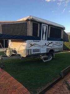Well Looked after and cared for Jayco Flamingo O/B East Toowoomba Toowoomba City Preview