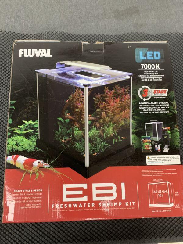 Fluval EBI Freshwater Shrimp Kit  New In The Retail Box Free Shipping