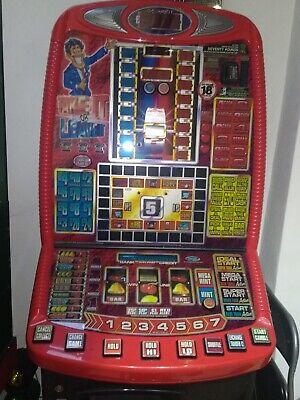 vintage fruit machine slot