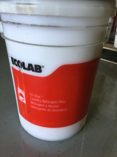 ECOLAB 6101849 Tristar Liquid Detergent Plus - 5 Gallons NEW!