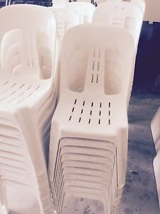 Chair / table party hire - special pickup discount $1.50 Taylors Hill Melton Area Preview