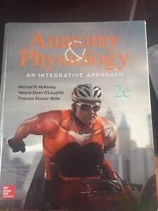 Anatomy and physiology text