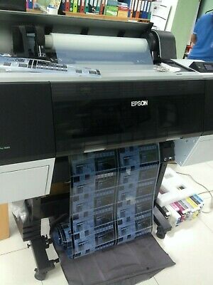 Waterproof Screen Printing Positive Transparent Inkjet Film 17 X 100 Ft -1 Roll