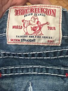 True religion limited edition jeans sz 32