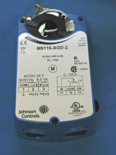 Direct Coupled Actuator M9116-AGD-2