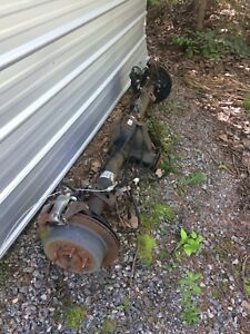 Complete F150 Rear End - Make An Offer