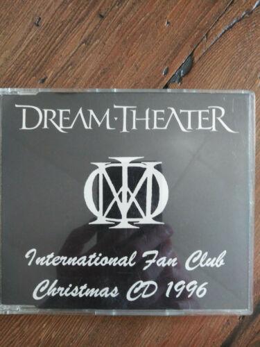 Dream Theater International Fan Club Christmas CD 1996 VERY RARE! DTIFC001 #1415