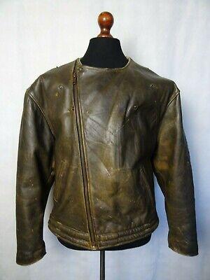 Men's Vintage Redskins Norton Biker Jacket 48R (XXL)