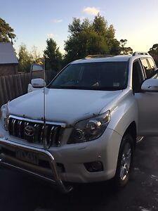 Toyota Prado Kakadu 2009 Sunbury Hume Area Preview