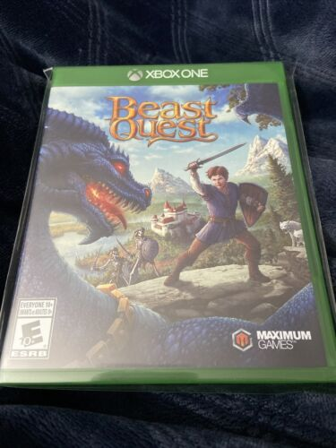 Beast Quest Xbox One, 2017 , MINT CONDITION With FREE SHIPPING  - $7.50