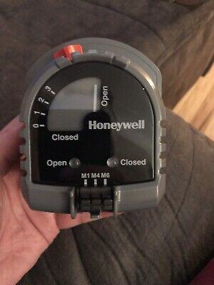Honeywell M847d-zone Damper Actuators 24vac 7w Adjustable Stop