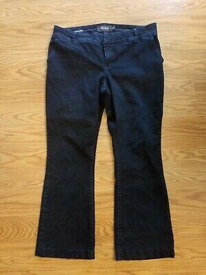 Womens Torrid Trouser Slim Boot Premium Denim Size 16T