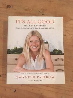Gwyneth Paltrow's cookbook It's All Good