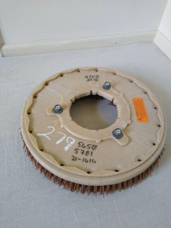 "Cardinal 21-1616 Brush Scrub 46-Grit 16"" 3 Lug Replaces Advance - 56505781"