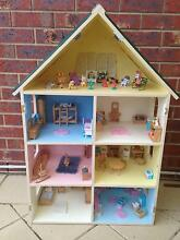 Doll House - Solid Wood Nairne Mount Barker Area Preview