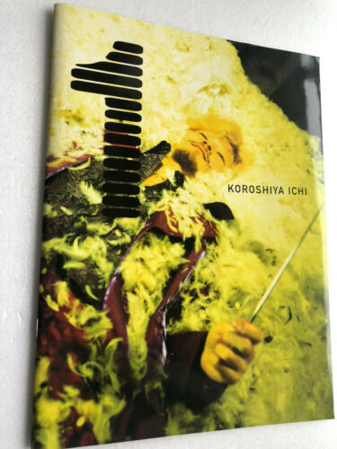 "Asano Tadanobu ""Ichi the Killer"" movie souvenir program, Japan"