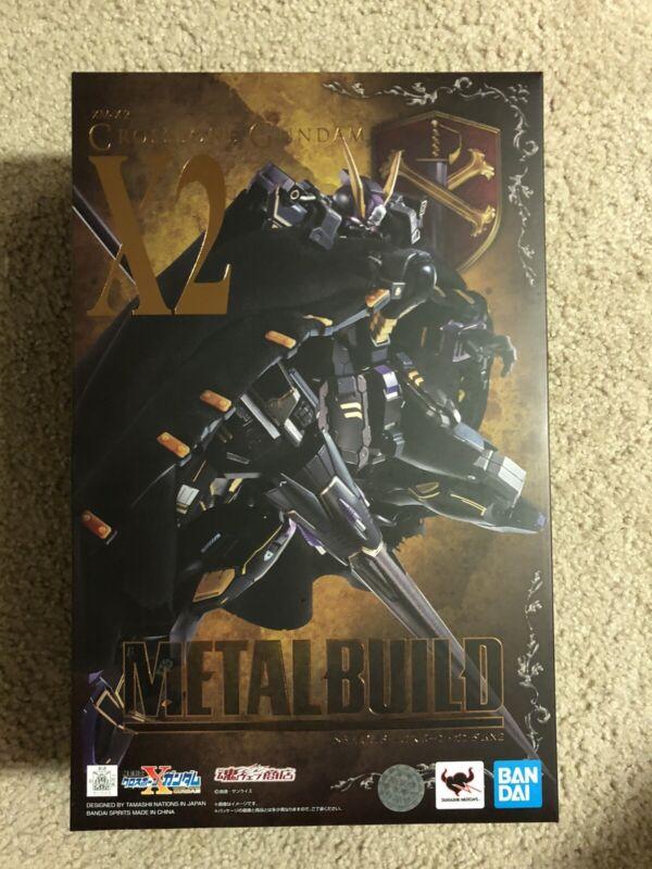 Bandai METAL BUILD Crossbone Gundam X2