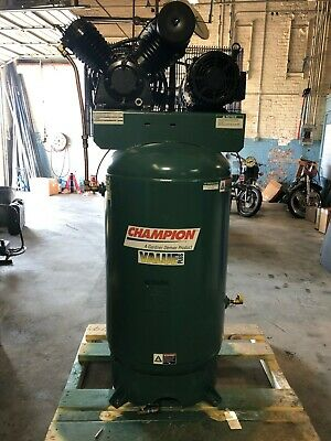 7.5 Hp Champion Value Plus Series Air Compressor
