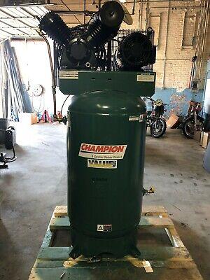 7.5 Hp Champion Value Plus Series Air Compressor